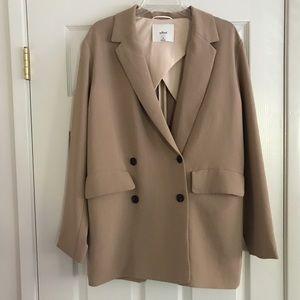 Aritzia Wilfred Cherrelle Jacket size M